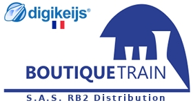 Boutique Train - RB2 Distribution
